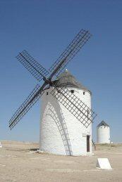 La ruta del Quijote – Molinos de viento de Campo de Criptana