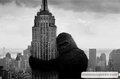 king kong empire state building
