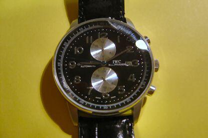 IWC watch from Shanghai