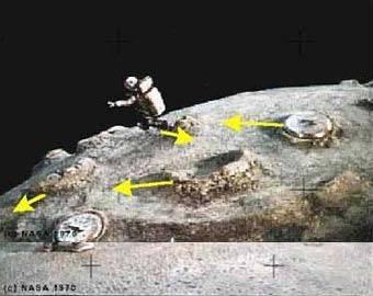 la gran mentira de la llegada del hombre a la luna