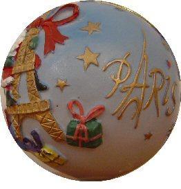 bola navidad París