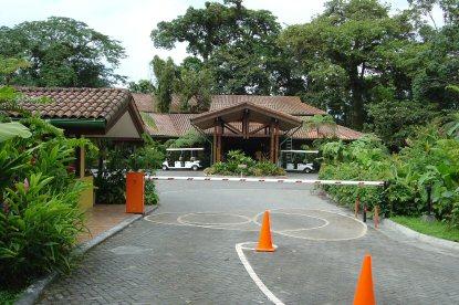 entrada Tabacón