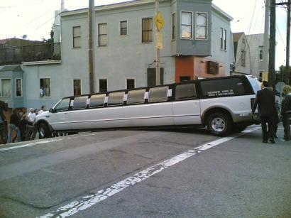 El problema de ser rico en San Francisco