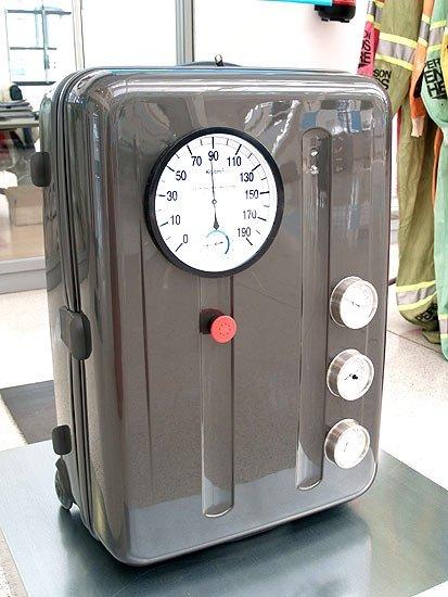 maleta viajera cambio climático