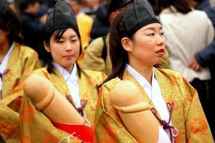Festival del pene y las devotas