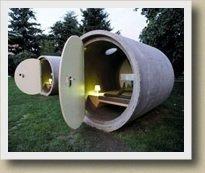 hotel de tubos listo