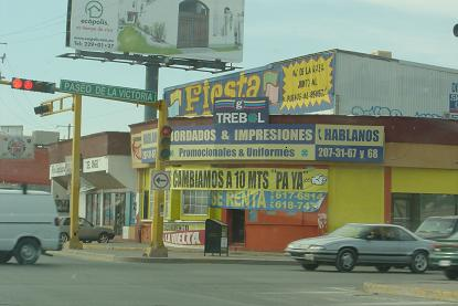 Voy payá a ciudad Juárez