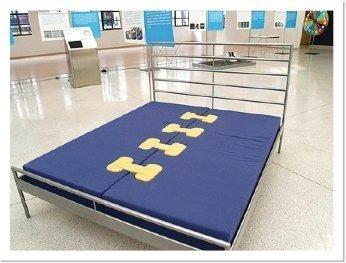 cama para divorcios