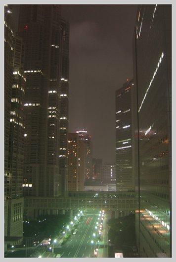 Buenas noches Tokyo