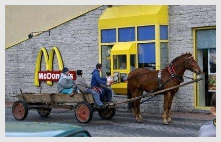 Mac auto en burro
