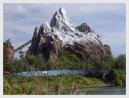 Proceso de creación de una montaña