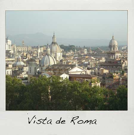 Foto general de Roma