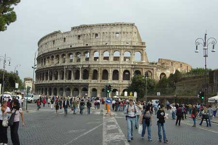 Coliseum romano