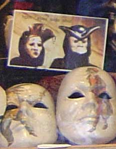 Máscaras de eyes wide shut