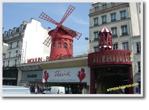 Molin Rouge de París