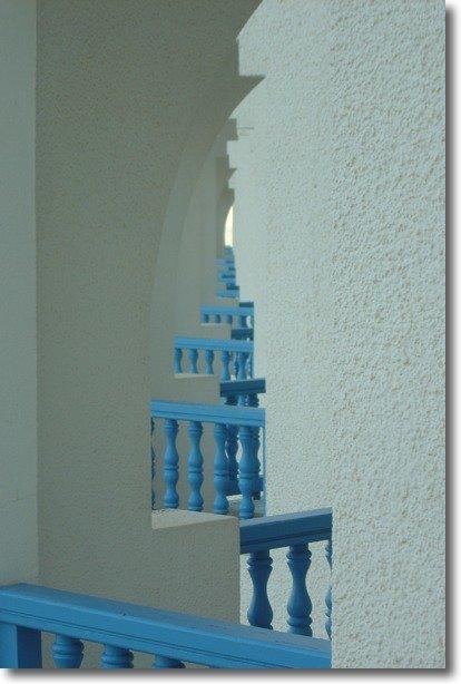 Balcones de Túnez