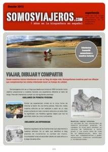 dossier de prensa de somosviajeros año 2012 - Junio