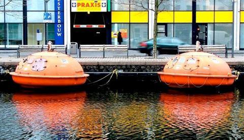 Hoteles boya en La Haya