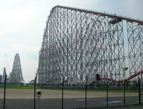 Nagashima steel dragon
