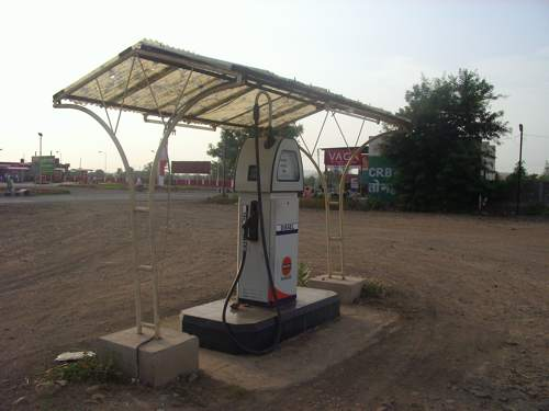 gasolinera india