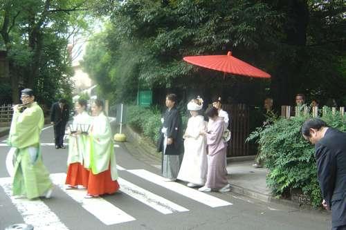 boda tradicional japonesa