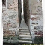 Fotos del mundo. Callejón veneciano