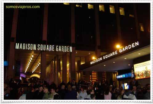 El Madison Square Garden