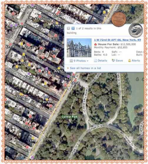 Comprar una casa en Nueva York