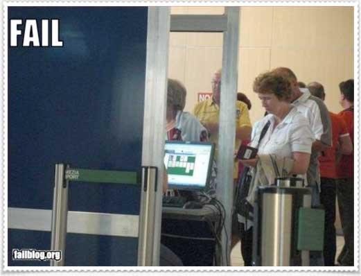 Los verdaderos motivos de las colas en los aeropuertos