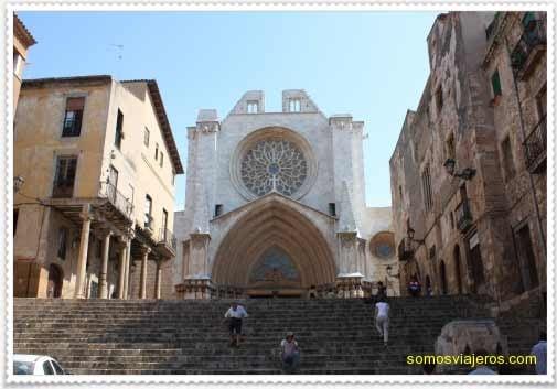 Arqueología en la catedral de Tarragona