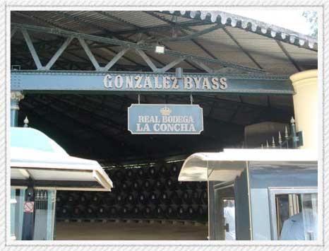 La bodega de González Byass en Jerez