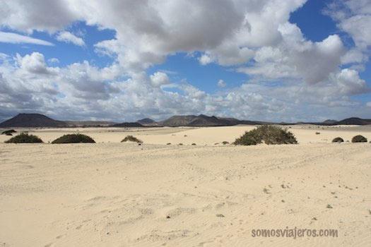 Comenzamos el viaje a Fuerteventura