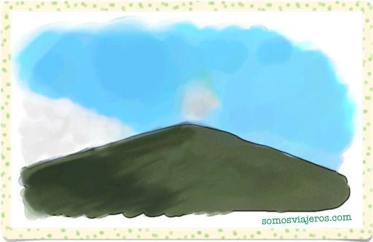 Viajar y visitar en família una cueva volcánica en Fuerteventura