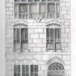 Bruselas. Anatomía de un dibujo. Mansión Autrique y el Art Nouveau