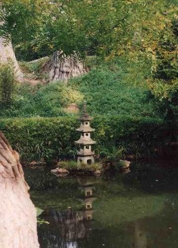 lago en el japanese tea garden san francisco © somosviajeros