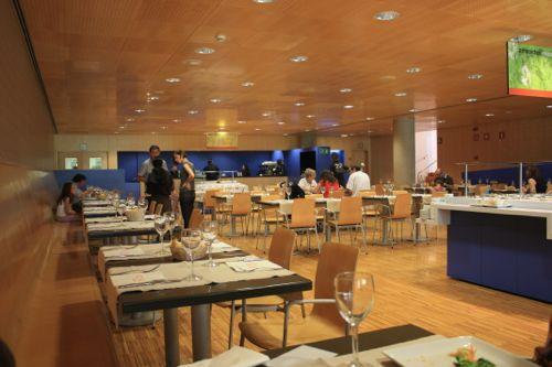 Restaurante cosmocaixa