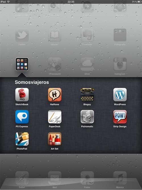 El iPad como herramienta del blogger de viajes