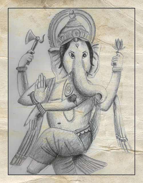 Religión, tecnología y dibujos en la India