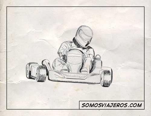 Dia de karting sobre hielo en Andorra