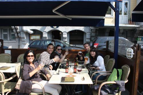foto de grupo del blogtrip