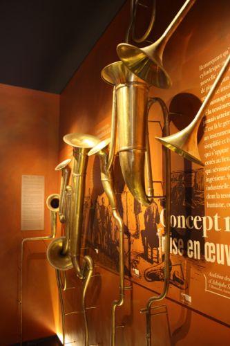 Casa Museo del Saxofón en Dinant