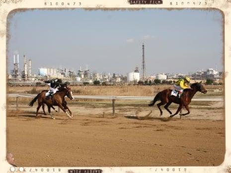Carreras de caballos populares en Vila-seca en la Costa Daurada