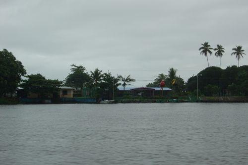 canales de Tortuguero (Costa Rica)