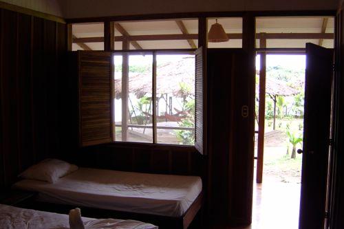 habitaciones en mawamba lodge
