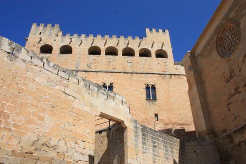 Castillo palacio de Valderrobres