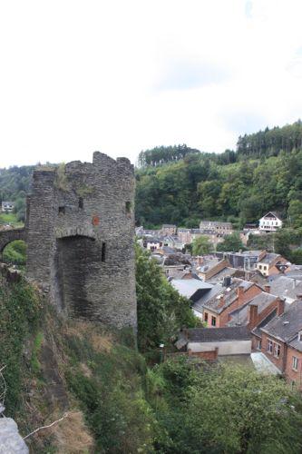 Castillo La Roche en Ardenne