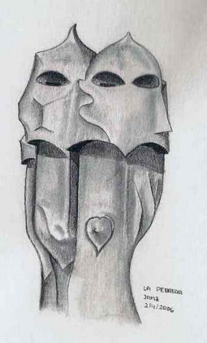 chimeneas guerreros