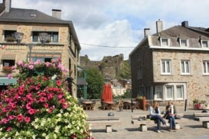 Plaza en La Roche