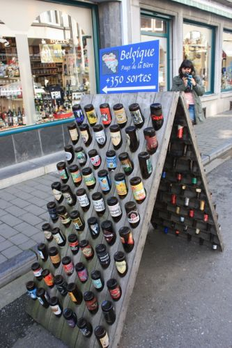 Cerveza en La Roche