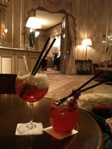 Cocktail bar principal